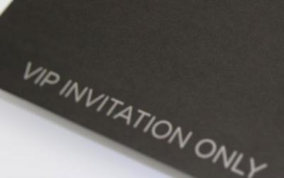 Le papier, marketing de luxe?